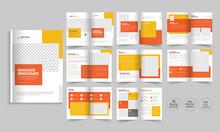 Education Company Brochure Tem...