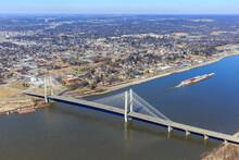 Aerial Photo Of Cape Girardeau...