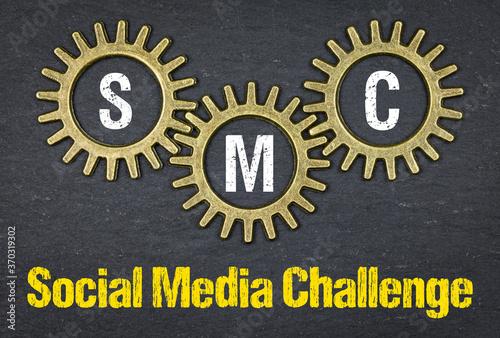 Fotomural SMC Social Media Challenge