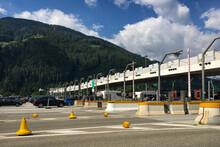 Italian Autostrade Toll Statio...