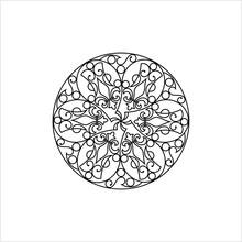 Fleur De Lis Metal Wall Decor, Fleur-De-Lys Or Flower-De-Luce, The Decorative Stylized Lily