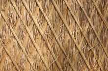Traditional Thatch Wall Roof B...