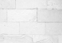 White Texture Of A Wall Of Hew...