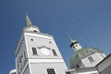 St. Michael's Cathedral, Sitka...