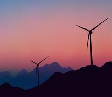 The Wind Driven Power Generato...