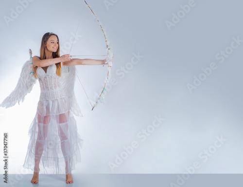 Photo Teenager Cupid