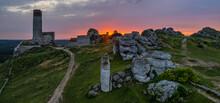 Ruins Of The Olsztyn Castle In...