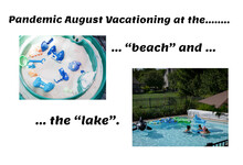 New Approach To Visiting The Beach And Lake During The Pandemic Of 2020