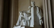 Lincoln Memorial Abraham Lincoln Statue Zoom In 30 Seconds Total With 15 Second Zoom