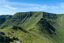 Swirral Edge And The Summit Of...