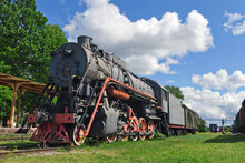 Railway Museum In The Town Of ...