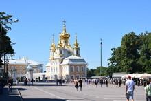 Cathedral Of Saint Petersburg
