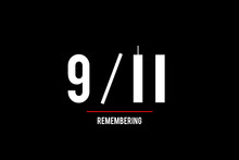 Remember 9 11. Illustration Of...