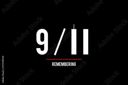 Fotomural Remember 9 11