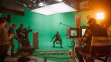 In The Big Film Studio Profess...