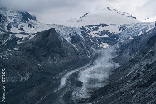 Fototapeta Pasterze glacier, Alps, Austria