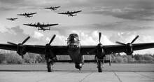 Avro Lancaster WW2 British Heavy Bomber