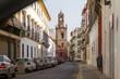 Ciudad de Sevilla, comunidad autonoma de Andalucia, país de España