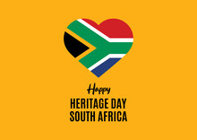 Happy Heritage Day South Afric...