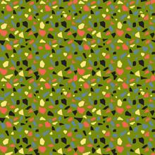 Bright Geometric Seamless Patt...