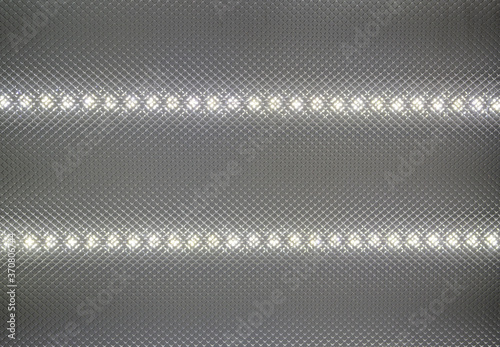 light of led ceiling lamp, abstract background