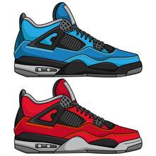 Sneakers Sport Fashion