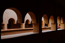 Traditional Moroccan Architect...