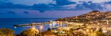 Portugal, Funchal, Panorama Of...