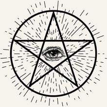 Eye Of Providence, Sacred Maso...