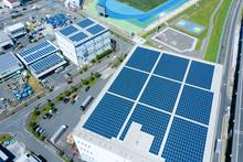 太陽光発電・倉庫