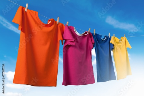 Fotografia, Obraz Laundry.