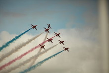 The Red Arrows, Royal Air Force Aerobatics Display Team