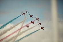 The Red Arrows, Royal Air Forc...