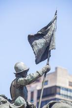 Monument To Cavalry Regiment Of Alcantara, Valladolid, Spain