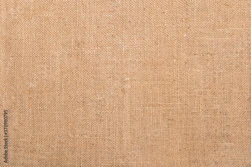 Obraz texture of burlap - fototapety do salonu
