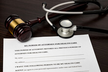 Power Of Attorney For Health C...