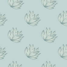 Pastel Seamless Pattern With L...