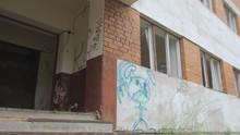 An Old Barracks Building In The Island Of Saaremaa Estonia