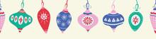 Christmas Pattern Design. Vect...