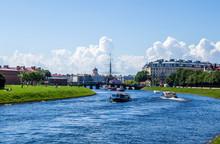 Russia, Saint Petersburg, July...