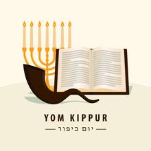 Yom Kippur, Day Of Atonement, Jewish Celebration