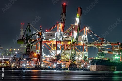 夜景 工場