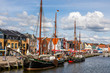 canvas print picture - Husum