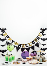 Halloween Cookie Party