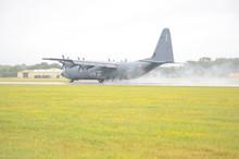 Lockheed C-130 Hercules Four Engine Turboprop Military Transport Aircraft
