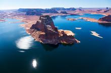 Lake Powell, Page, Arizona - Utah, Usa, America
