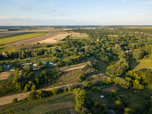 Aerial Drone View. Ukrainian R...