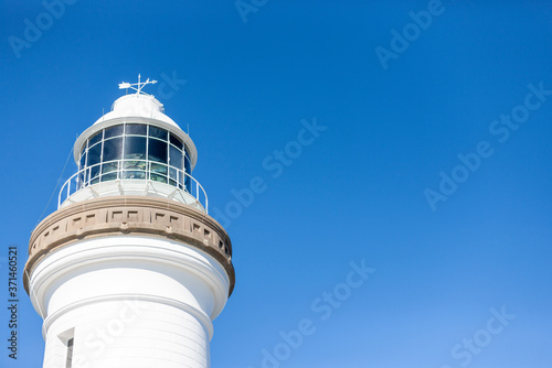 Fotografie, Obraz Famous lighthouse in Byron Bay, Australia