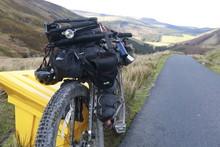 My Bikepacking Rig In Wales.