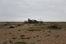 Abandoned Shack On Dungeness B...